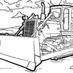 Pejy fandokoana bulldozer | fiara