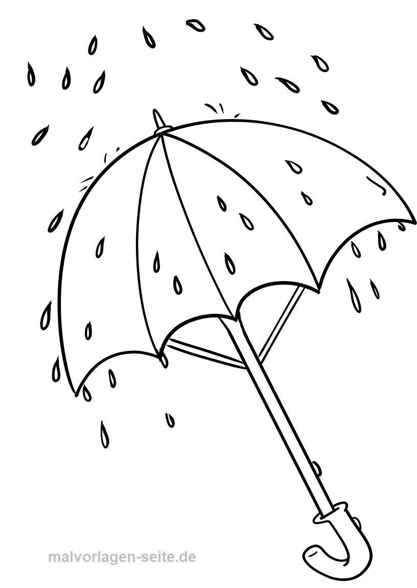 Ausmalbilder Wetter | Gratis Malvorlagen zum Download