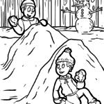 Woher kommt der Schnee | Kinderfrage