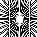 Optische Täuschungen & unmögliche Figuren - Kostenlose Ausmalbilder