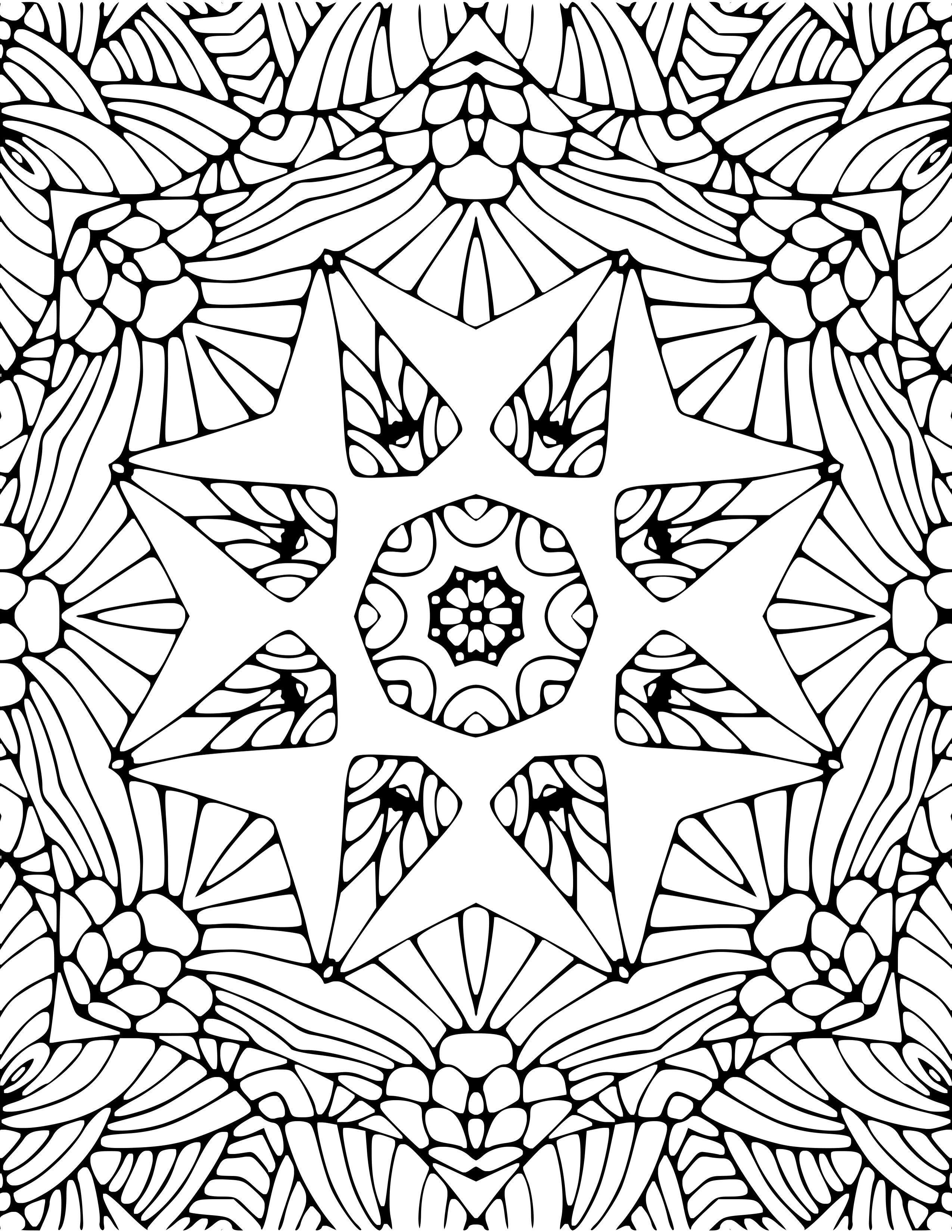 Mandala Ausmalen Für Erwachsene Gratis Malvorlagen Zum Download