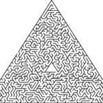 Labyrinth für Erwachsene