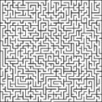 Labirinto para adultos