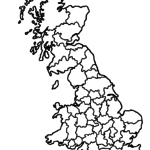 Map Great Britain maka agba agba