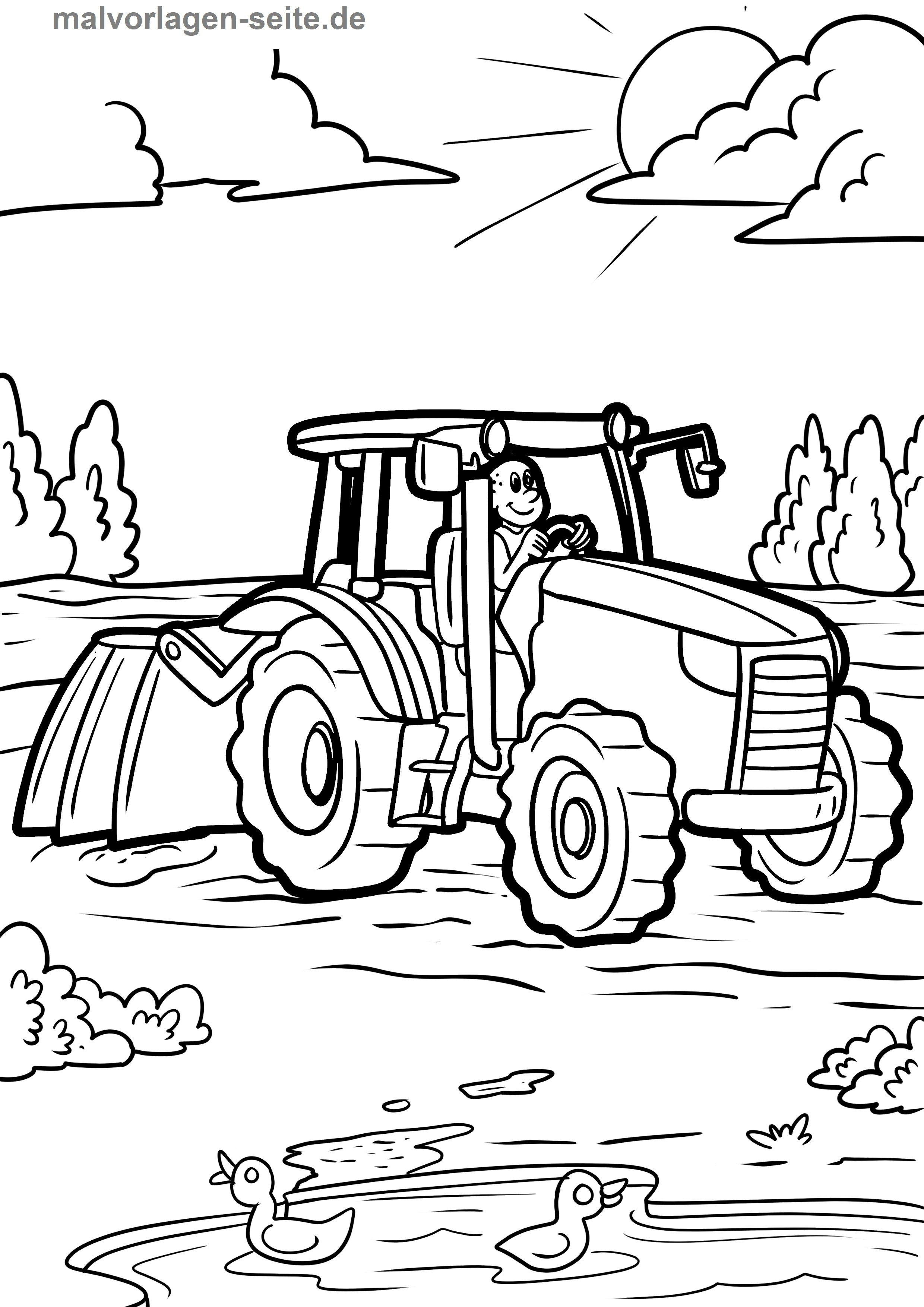 Asumalbilder Pinterest Ausmalbilder Bauernhof