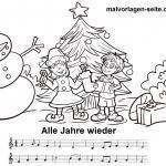 Christmas carols notes and lyrics
