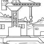 ამწეები - სამშენებლო ობიექტის საღებარი წიგნი