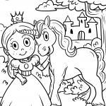 Coloring pictures princesses