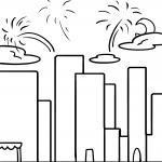 Boyama Sayfaları Yeni Yıl Ve Yılbaşı Indirmek Için ücretsiz Boyama
