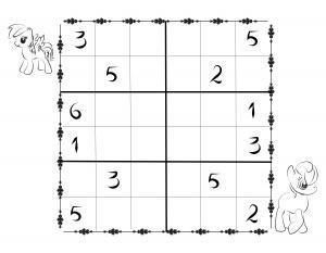 Kostenlose Sudoku Vorlagen