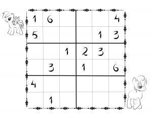 Modelo de sudoku