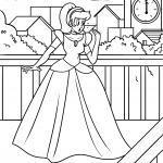 Ausmalbilder Prinzessinnen - Kostenlose Ausmalbilder