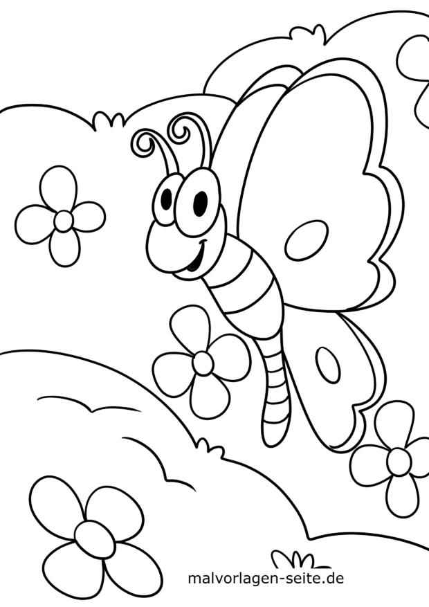 Bojanka leptir