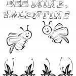 Ausmalbilder Valentinstag - Kostenlose Ausmalbilder