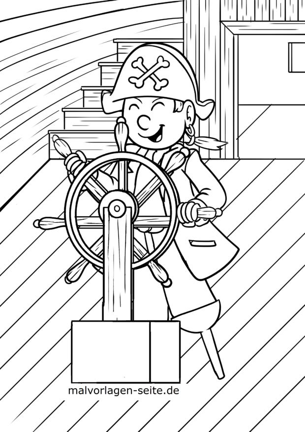 афарбоўванне пірат
