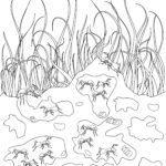 Malvorlage Ameisen | Tiere