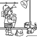 Kurzgeschichte für Kinder - Erster Schultag