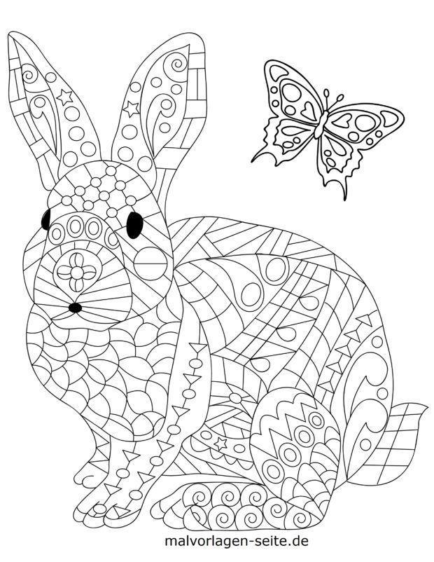 Мусанын Coloring Rabbit