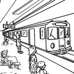 Раскрыць старонку метро | рухомага складу