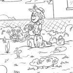 Malvorlage Gärtner | Berufe
