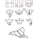 Folding Paper Airplanes - Folding Manual | Handicraft