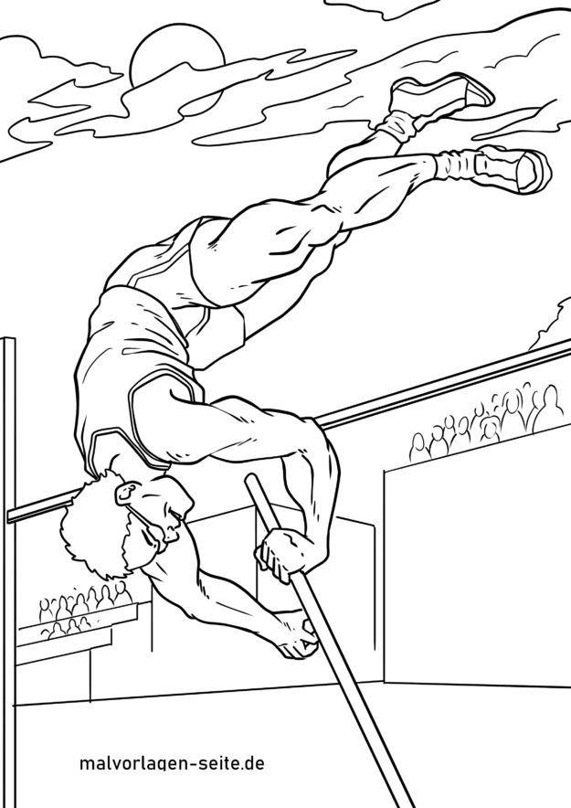 Жеңіл атлетикадан сырға секіру