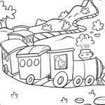 د رنګ کولو پا railwayه ریل