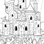 Linnan värityskuvat