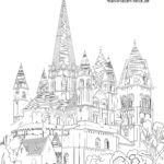 High Cathedral of Limburg coloring page