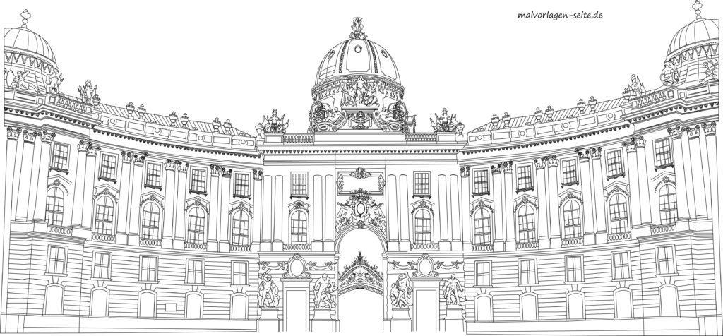 Vienna Hofburg, Vienna