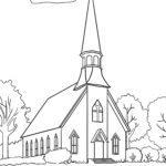 Bojanje stranice crkva | religija
