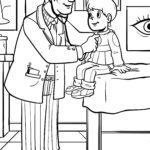 Värvimislehe lastearsti uuring | arst