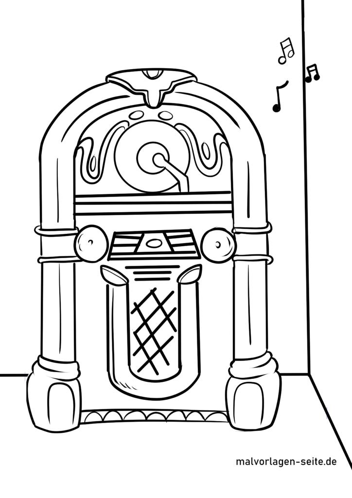 malvorlagen musik lieder musikinstrumente kostenlos