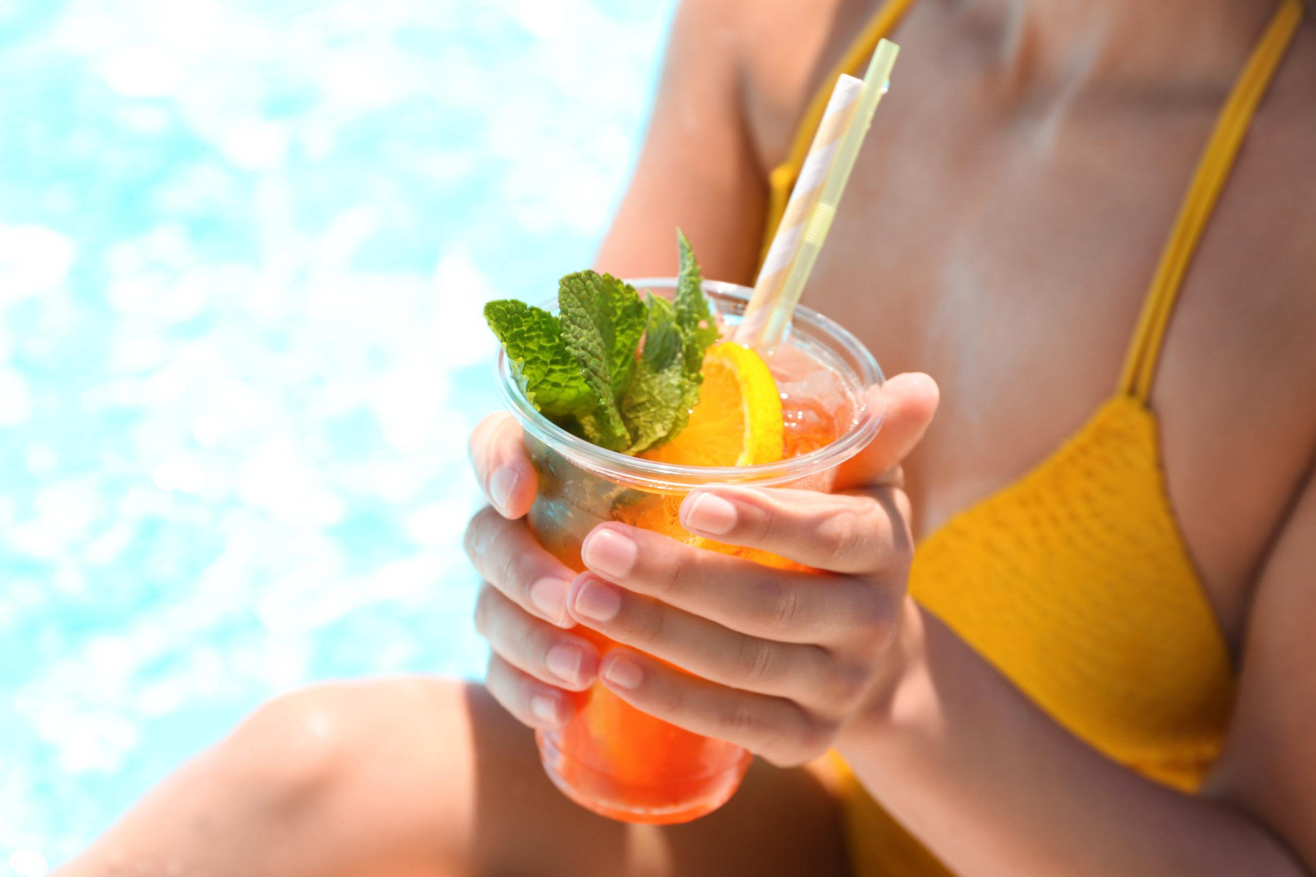 Bowle als spritzige Erfrischung im Sommer