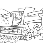 Coloring page harvester