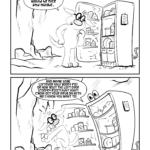 Snuggly and Yawny - Køleskabet taler