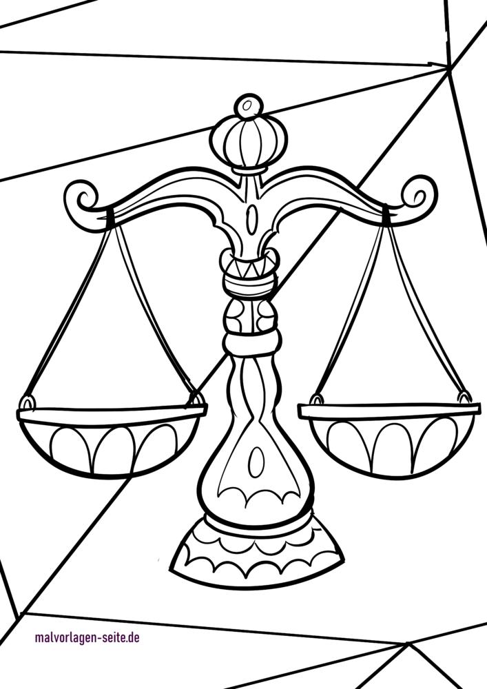 Zodiac / zodiac sign Libra