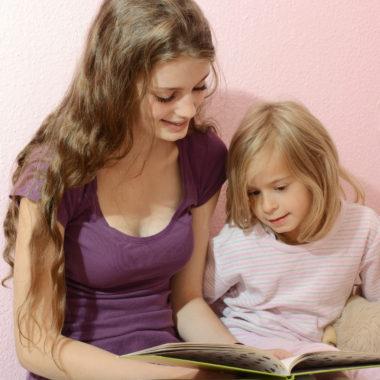 Четенето на глас е важно за развитието на детето