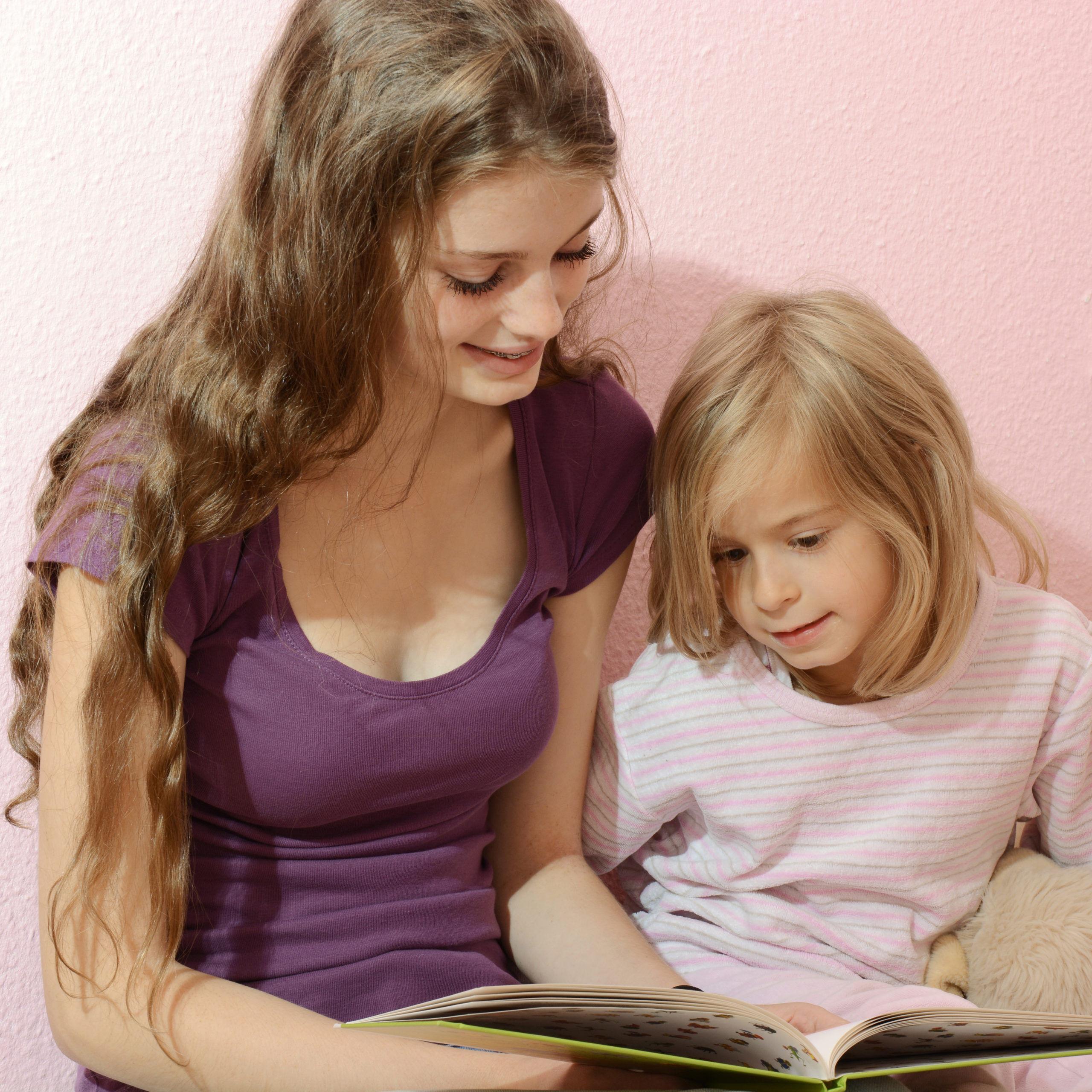 La lecture à voix haute est importante pour le développement de l'enfant
