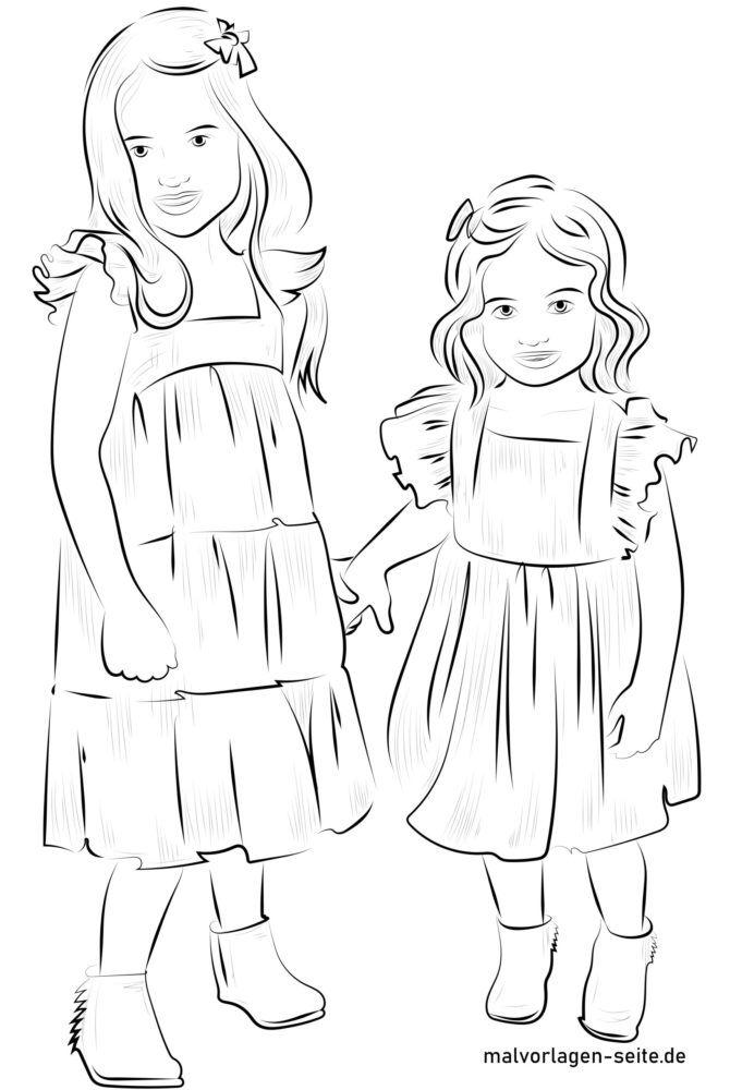 Bojanke sestre