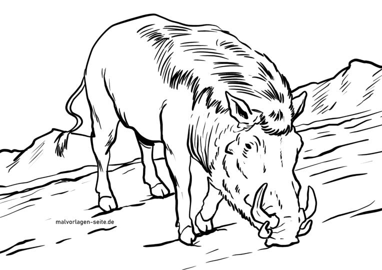 Warthog хуудсыг будах