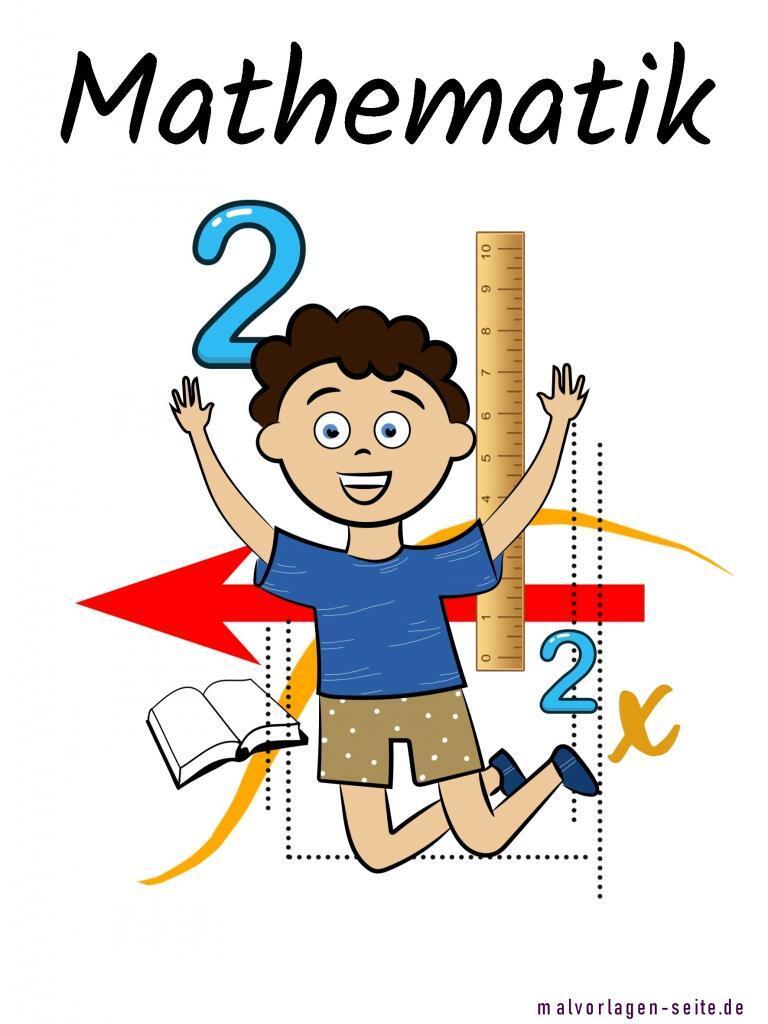 Deckblatt Mathematik