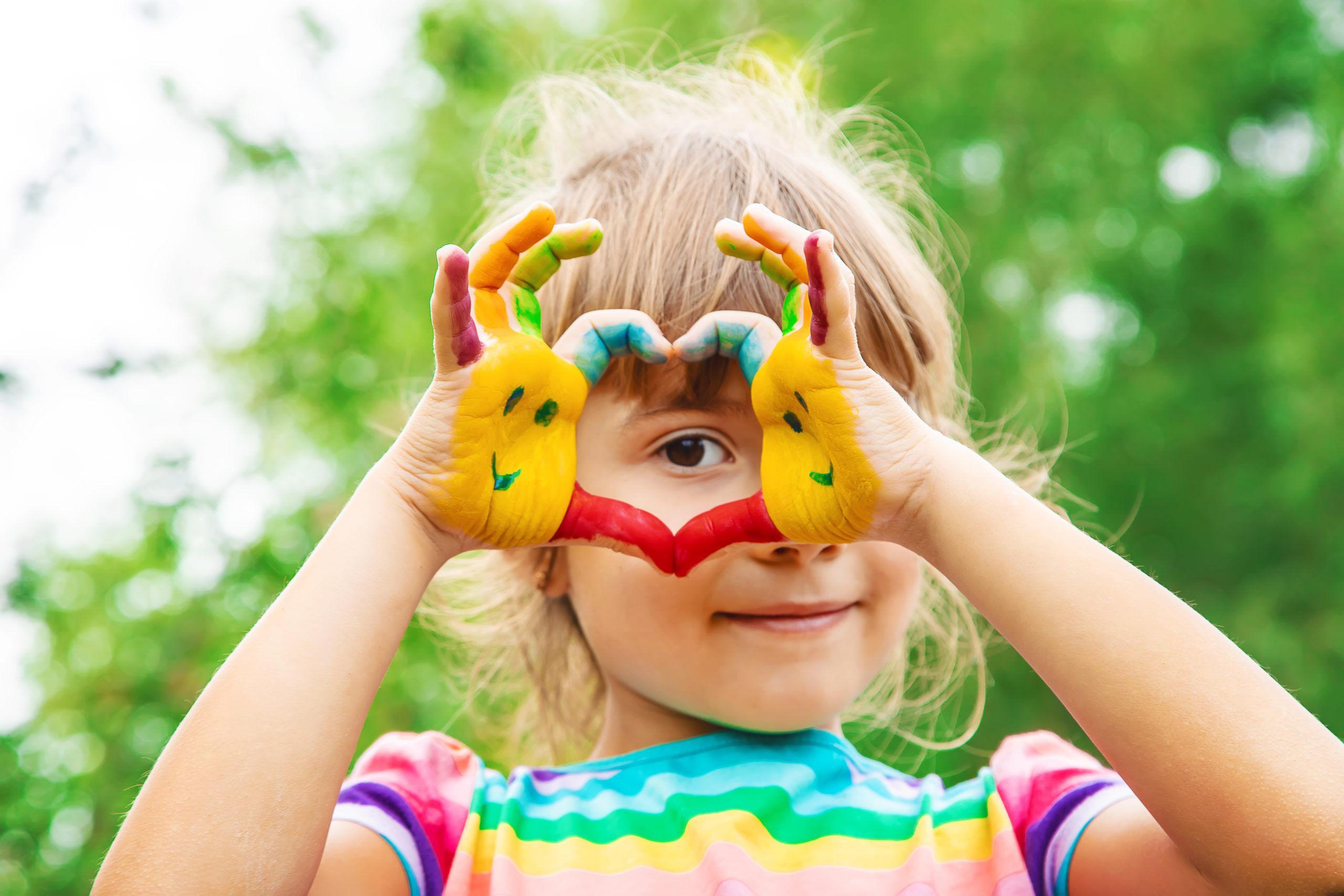 Promouvoir la créativité des enfants