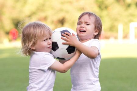 Comportement social chez les enfants
