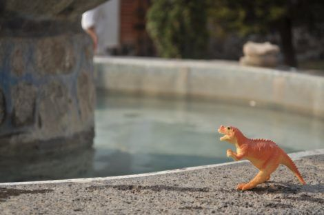 Kio tiom fascinas pri dinosaŭroj?