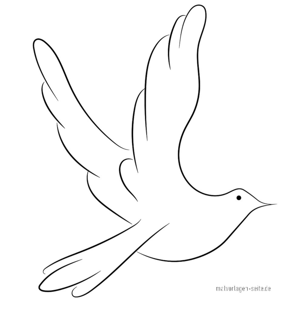 Symbole de la colombe de la paix