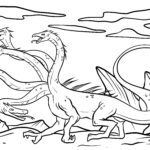 Malvorlage Hydra