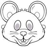 Mask template mouse - make masks