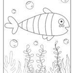 Bojanje stranice riba