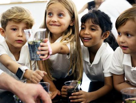 Gennemførelse af eksperimenter med børn